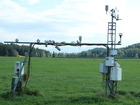 Micrometeorological measuring station Fendt